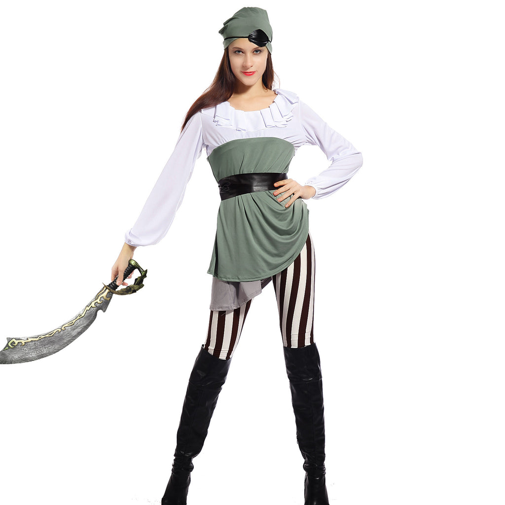 Woman Sweetie Pirate Caribbean Party Costume
