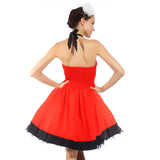 50s Vintage Swing Rockabilly Housewife Dress