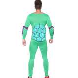 Men Ninja Turtle Costume Purple
