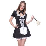 Sexy French Maid Fancy Dress