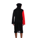 Monk Friar Tuck Robe Cloak Cross Fancy Dress