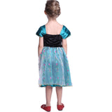 Frozen Queen Anna Princess Anna Cosplay Costume