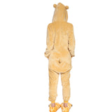 Unisex Adult Onesies Kigurumi Animal Pajamas Bear Jumpsuit