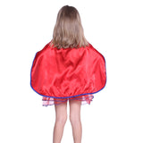 Girls in Super Man Costume