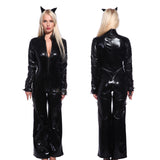 Bandage Catsuit Jumpsuit Costume Fancy Dress