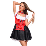 Oktoberfest German Wench Beer Maid Costume