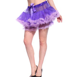 Ruffle Tiered Tutu Skirt