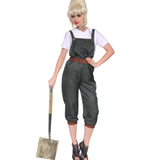1940's World War II Land Girl Costume