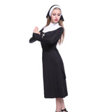 Ladies Catholic Nun Costume