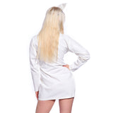 Wetlook Naughty Nurse Complete Outfit