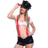 Fun Shack Fire Woman Fire Fighter Uniform