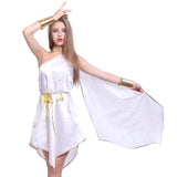 Ladies Ancient Greek Goddess Princess Costume