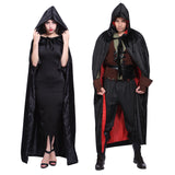 Adult Medieval Hooded Cloak