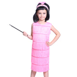 Girls Vintage Flapper Dress