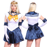 Sailor Cosplay  Costume Fancy Dress