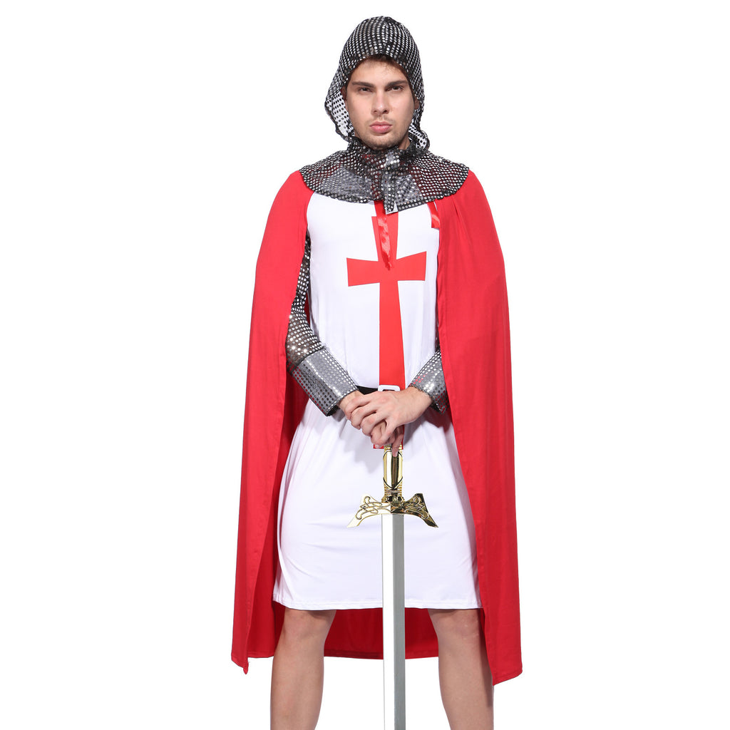Mens The Crusader Costume