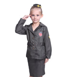 World War II Army Girl Costume