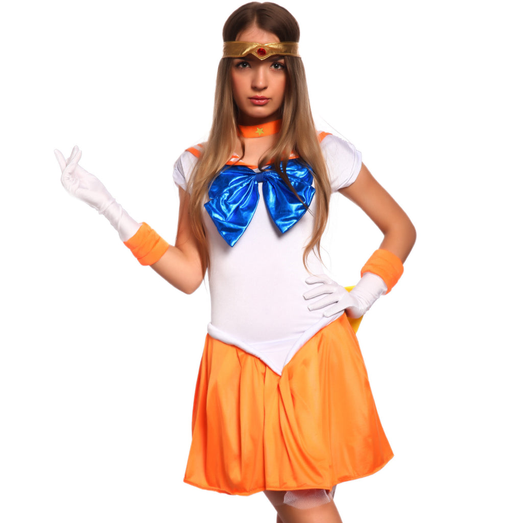 Sailor Venus Cosplay Costume