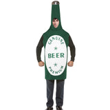 Adult Unisex Oktoberfest Beer Bottle Costume