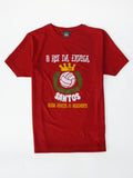 Pele T-Shirt - Carnival Red