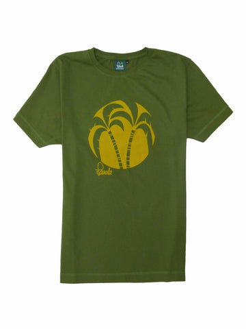 Palm Tree T-Shirt - Mens