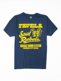 Soul Rebels T-Shirt - Samba Blue