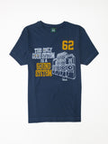 Sound System T-Shirt - Samba Blue