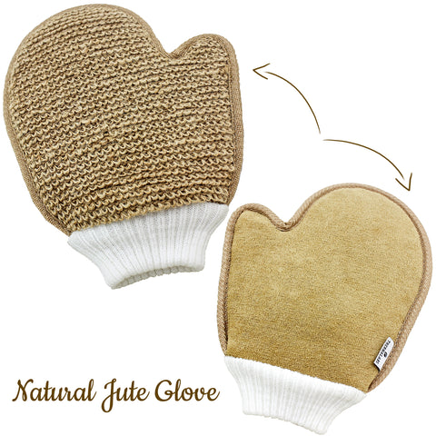 Natural Eco Friendly Jute Glove