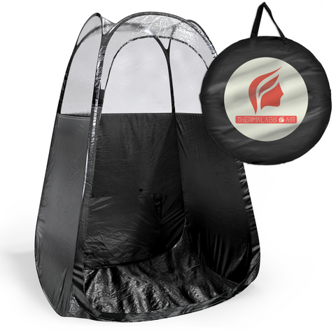 Spray Tan Tent-Black
