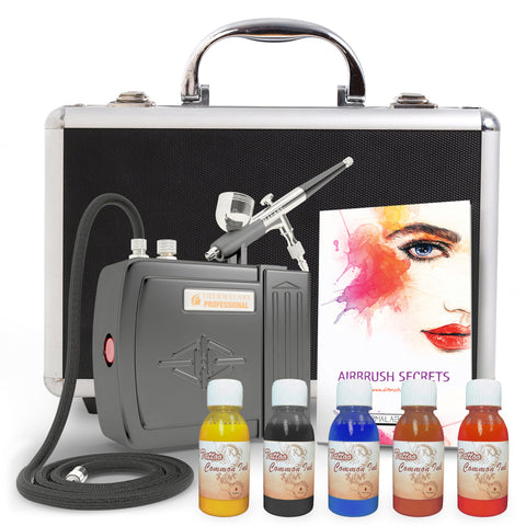 Inagua Paint Pro: All-In-One Airbrush Kit