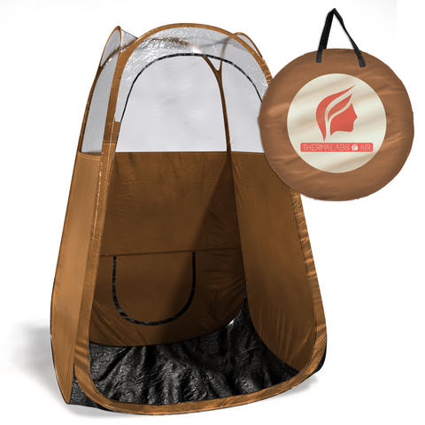 Spray Tan Tent-Bronze