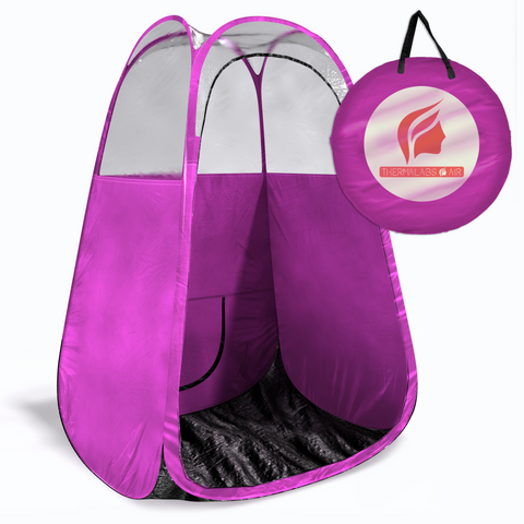 Spray Tan Tent-Pink