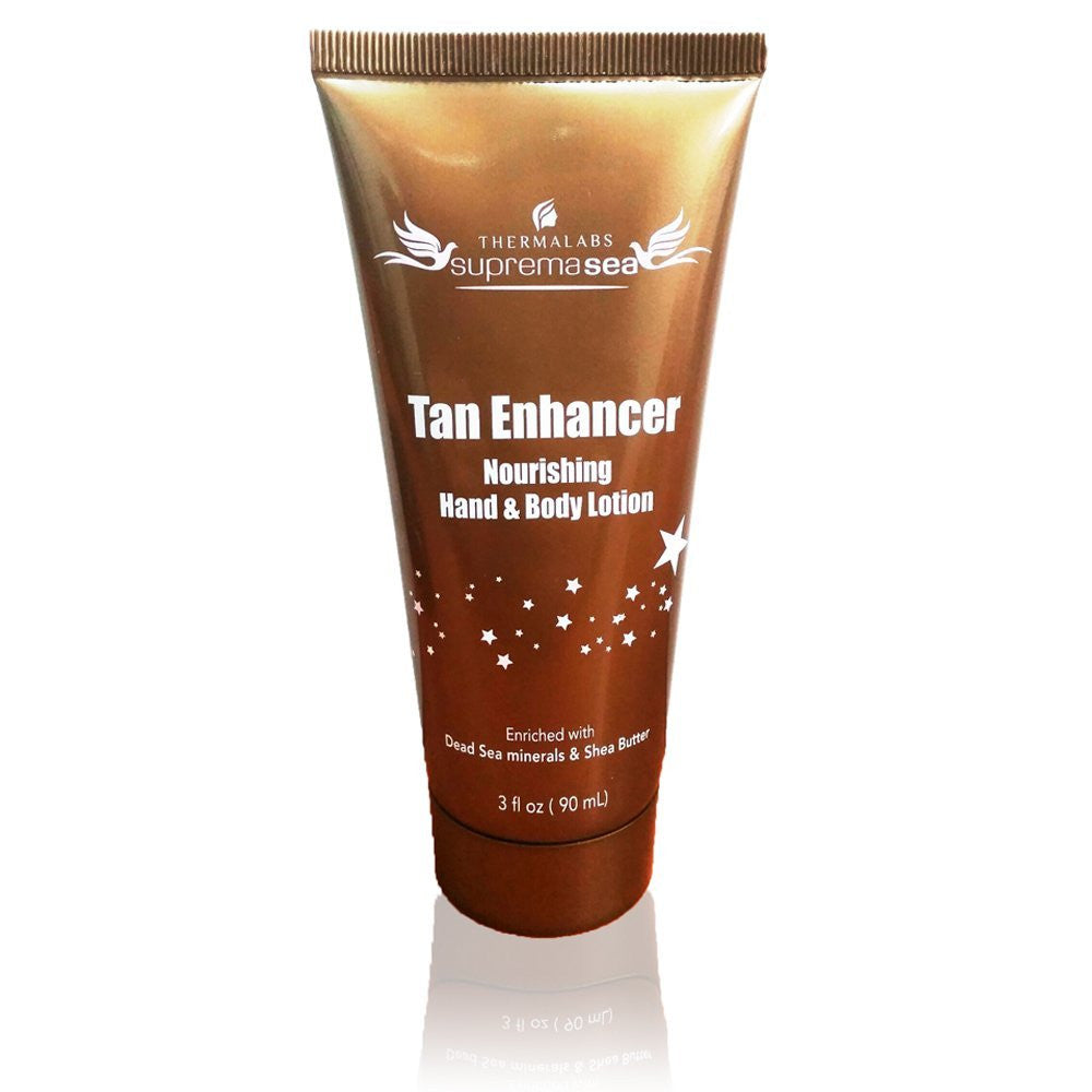 Tan Enhancer Body Lotion