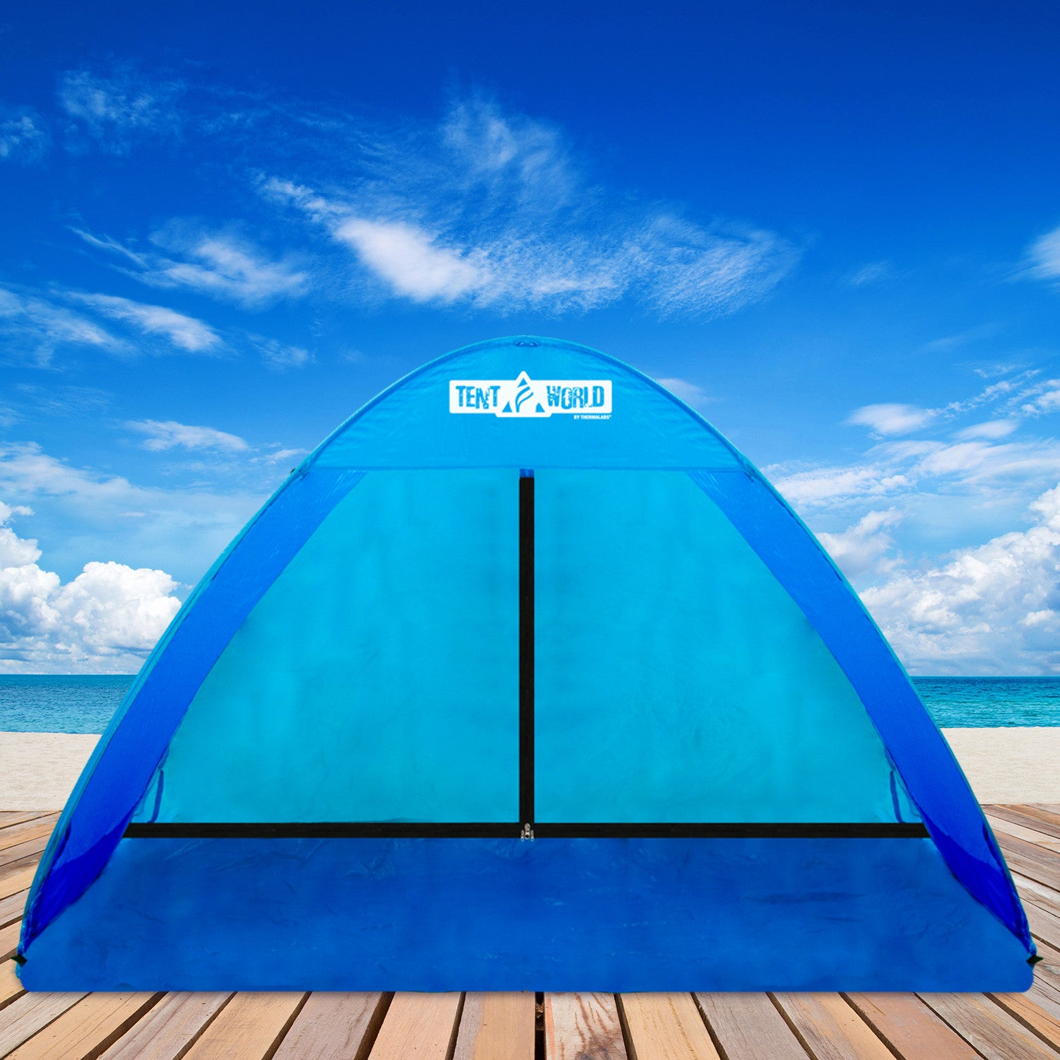 huge discount 6b4ae 2895c Mercury Anti UV Popup Beach Tent: Get a Shelter in a Breeze! Sun Shade  Cabana Shelter with Carry Bag, Accessories and Bonuses