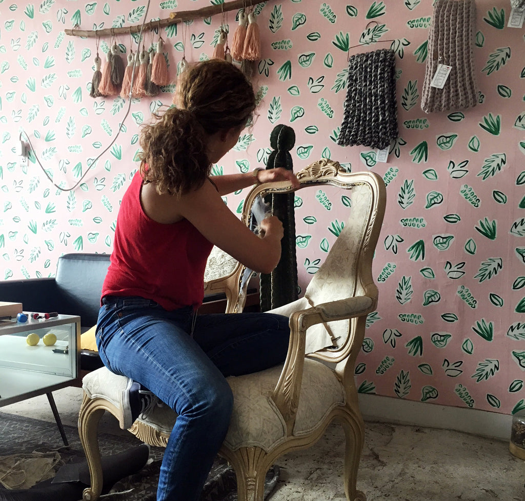 New News: Winter 2018 Upholstery Workshop Dates Announced!
