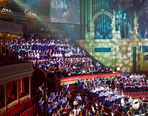 Royal Albert Hall 2018