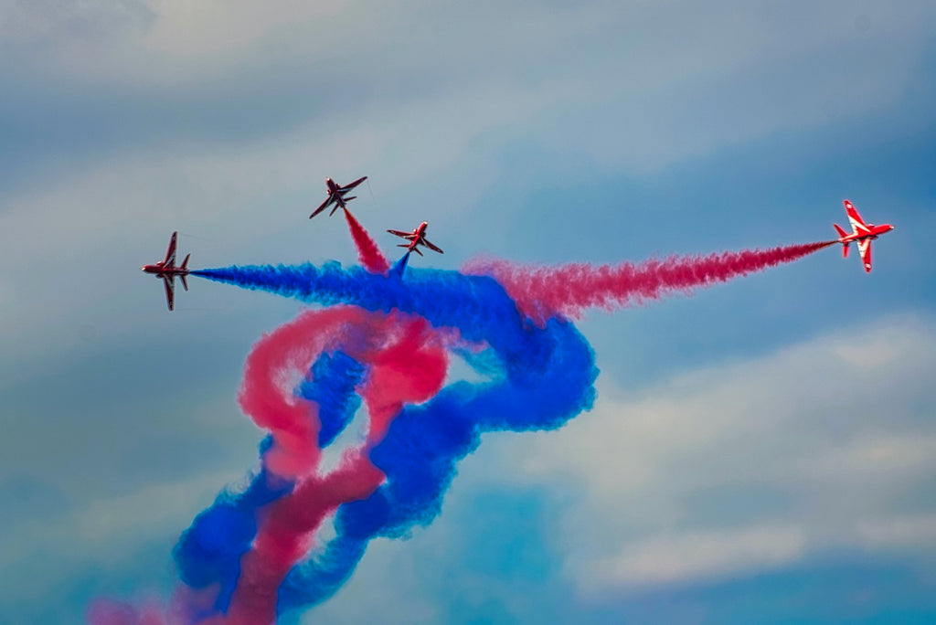 Red Arrows 10