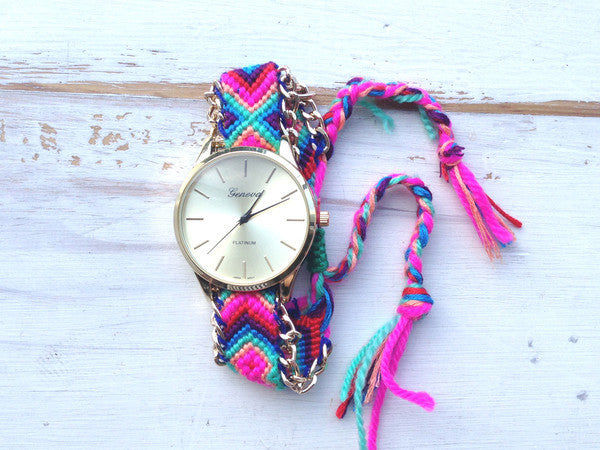 Threaded Watch - CuteMade