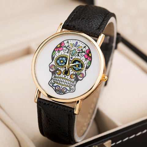 Candy Skull Watch - CuteMade