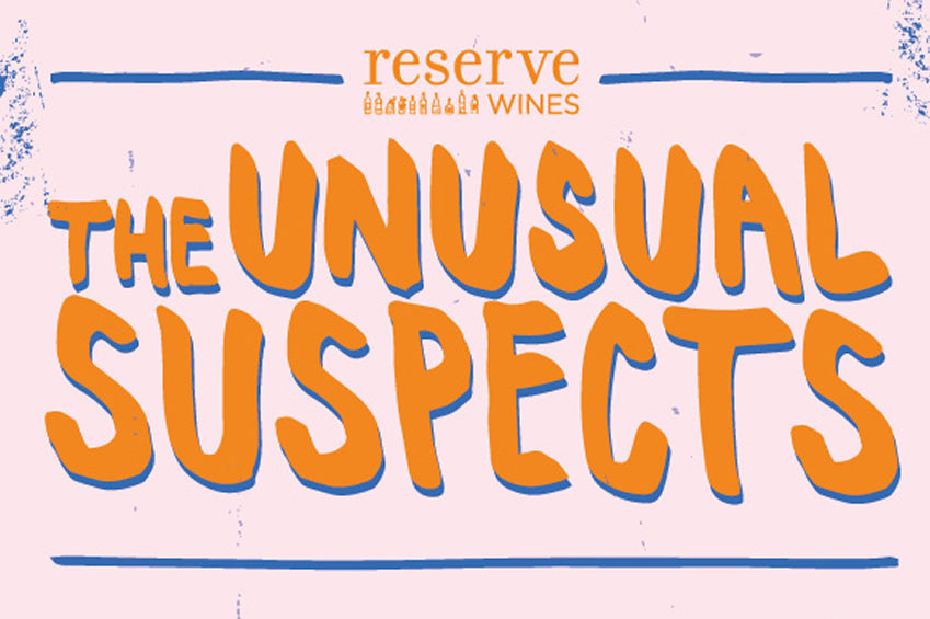 Unusual Suspects Alty Wine Fair 2019