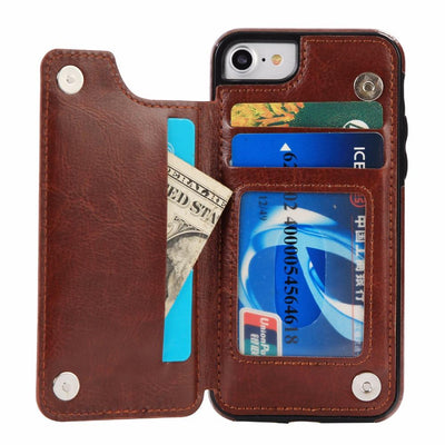 Elegant iPhone Wallet Cover