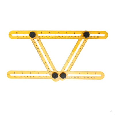 Multi functional Angle-izer Four-Sided Ruler Accurate Measurement Tool