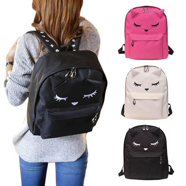 Bags - Casual Cat Backpack