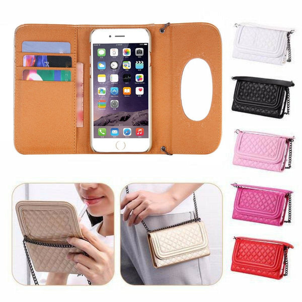 Phone Case - Mini Wallet Case For IPhone