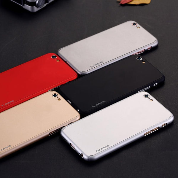 Phone Case - Protective Hard Slim Case For IPhone