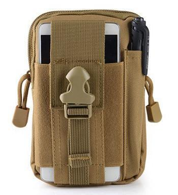 Phone Case - Universal Outdoor Tactical Military Belt Bag