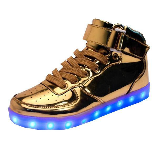 Shoes - Unisex  B67 Rechargeable Simulation Led Shoes