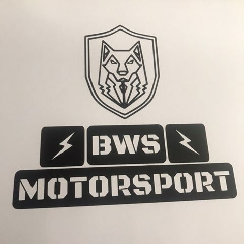BWS Motorsport X Shield Decal - Small