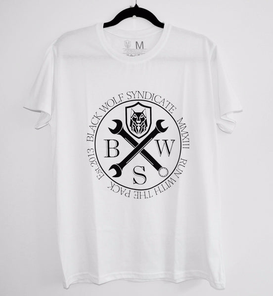 BWS 'Track Spanners' Tee