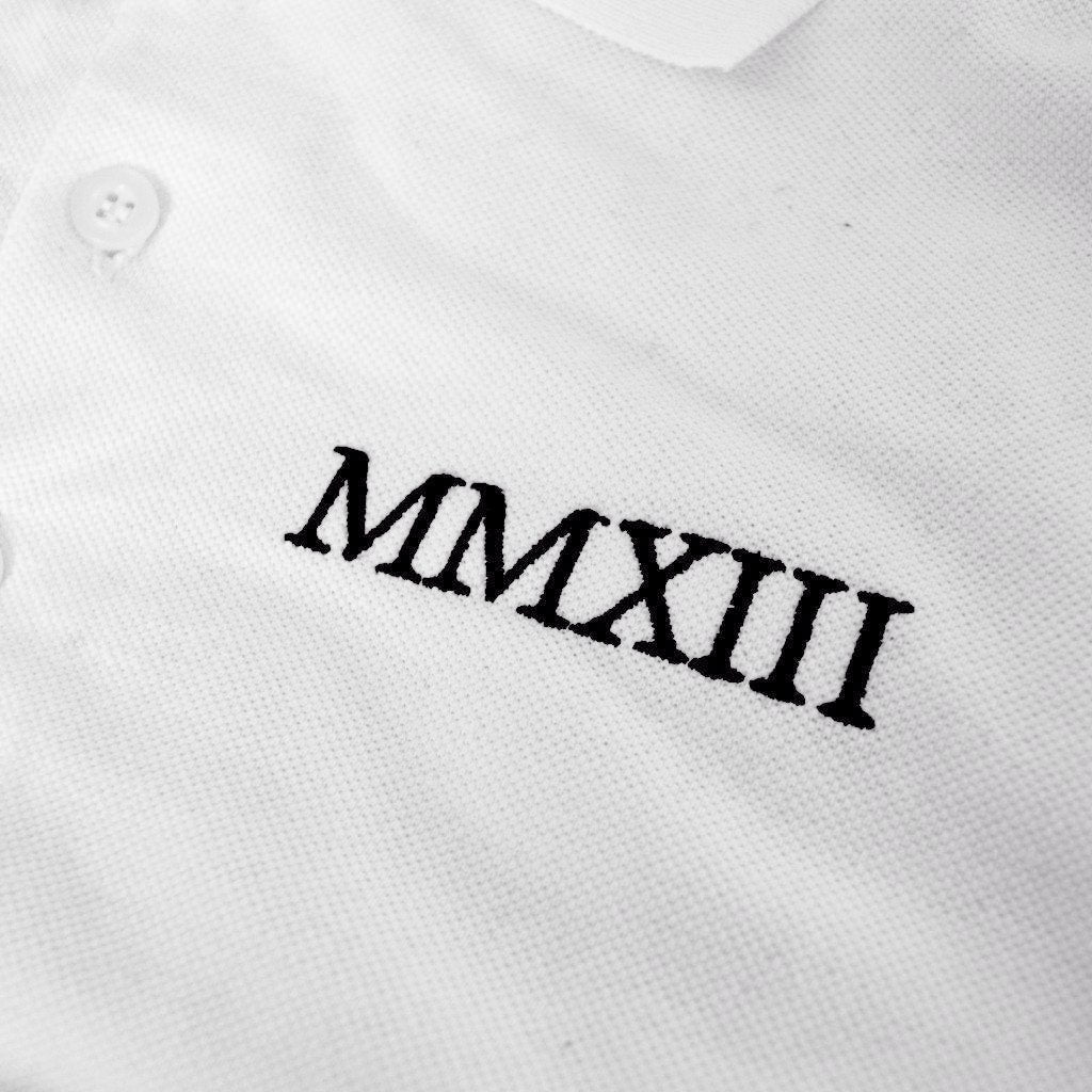 'MMXIII' Polo Shirt